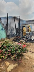 Lost our home in fire